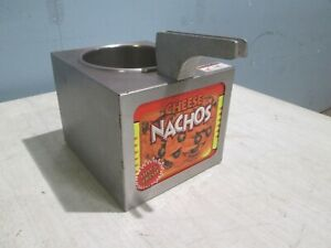 apw Commercial Hd Lighted Heated Nachos Cheese Sauce Warmer Dispenser Server