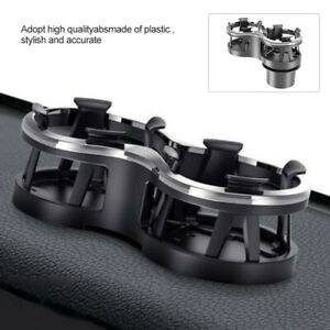 Car Accessories Seat Console Drinks Cup Holder Storage Organiser For Universal