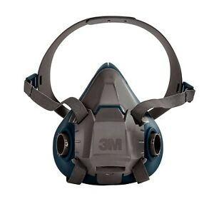 3mreusable Half Face Respirator Medium 6502