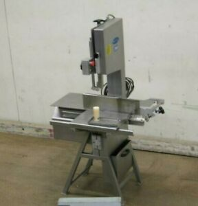 Marel 350 Meat Band Saw 1 2 w X 102 l Blade
