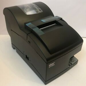 Star Receipt Printer Sp742mu 37999400 Dot Matrix Journal rewinder Cutter Open