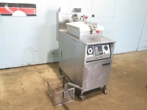 henny Penny 600 Commercial Heavy Duty Natural Gas Pressure Fryer