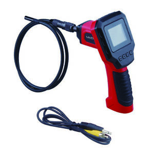 Ultra Performance Digital Inspection Camera 2 4 Screen 38 Flexible Cable