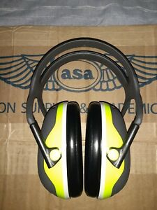 3m Peltor Over the head Earmuffs X4a 37273 aad 1 Each New Without Box