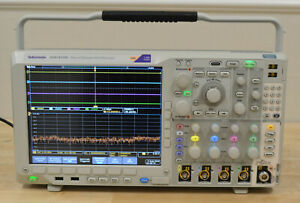 Tektronix Mdo4104c sa6 Mixed Domain Scope 1ghz 6ghz Specan W options Guaranteed