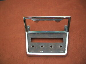 1967 Pontiac Bonneville Catalina Grand Prix Under Dash 8 Track Ash Tray Mount