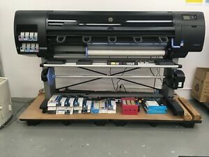 Hp Designjet Z6800 60 Photo Production Printer Very Good Condition