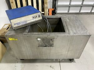 Ultrasonic Cleaner Used