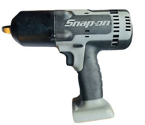Snap On Ct8850 18v 1 2 Cordless Monsterlithium Impact Wrench Grey Tools Only