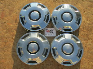 1980s 90 S Ford 3 4 Ton F250 Pickup Truck Van Dog Dish Hubcaps Set Of 4