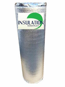 Smartshield 2mm 48 x100ft Reflective Insulation Roll Radiant Barrier Aluminum