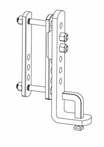 Fastway Trailer Products 95 01 5600 Weight Distribution Hitch Sway Control Kit