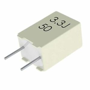 Pack Of 5 R82cc4470aa30k Capacitor Film 4 7uf 50v Pet 10 Radial