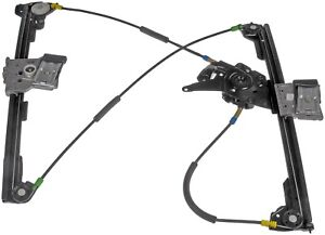 Window Regulator Fits 1995 2002 Volkswagen Cabrio Dorman Oe Solutions