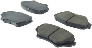 Disc Brake Pad Set Fits 2006 2015 Mazda Mx 5 Miata Centric Parts