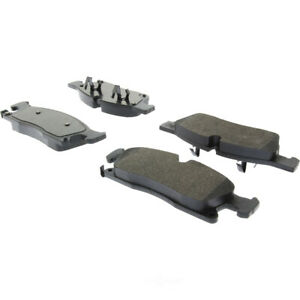 Disc Brake Pad Set Fits 2014 2019 Jeep Grand Cherokee Centric Parts