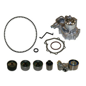 Engine Timing Belt Kit With Wate Fits 2003 2004 Subaru Impreza Gmb