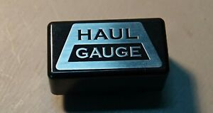 Haul Gauge Haulgauge Trailer Tongue Hitch Weight Gauge