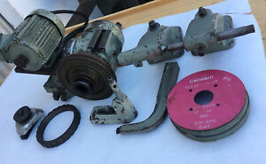 Lot Of Tool Cutter Grinder Fixture Attachments