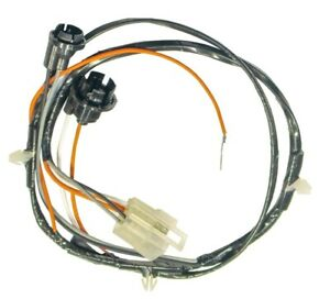 Reproduction Console Harness 1964 1967 Pontiac Gto Lemans And Tempest