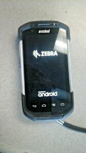 Tc75 Zebra Symbol Tc75ah Android Mobile Barcode Scanner Computer With Handle