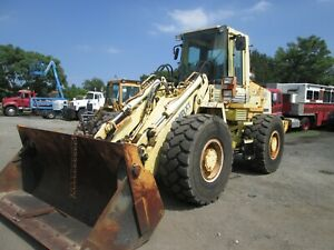 1997 Case 621b Wheel Loader