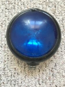 Vintage Unity Model H 1 Blue Emergency Police Rat Rod Hot Rod Spot Lights Street