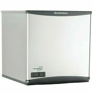 Scotsman N0922w 32 Prodigy Plus Series 22 15 16 Water Cooled Nugget Ice Machine