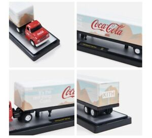 *CONFIRMED ORDER* KITH Coca Cola Toy Semi-Truck Chevy 1970