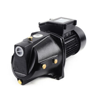 1 Hp Shallow Well Jet Pump pressure Switch Water Jet Pump Heavy duty Pump Motor