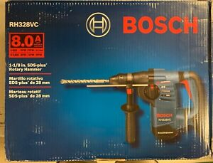 Bosch Rh328vc 8 Amp Corded Variable Speed Rotary Hammer Drill brand New sealed