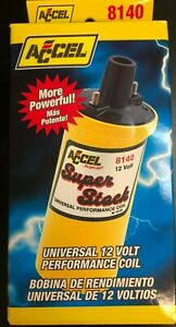 New Accel 8140 Super Stock Universal Performance Coil