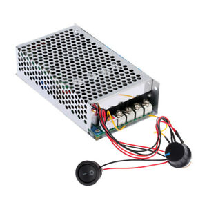 10 30v 100a 3000w Programable Reversible Pwm Dc Motor Speed Controller Y1u9