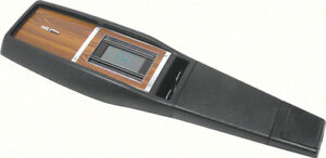 Oer Powerglide Walnut Console Without Gauges 1968 Chevrolet Camaro