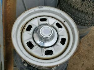 1974 Chevy Camaro Rally Wheels Code K 14 3 14 Xz 14 Set Of 4