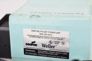Weller Wtcpt Industrial Temperature Controlled Soldering Iron Station