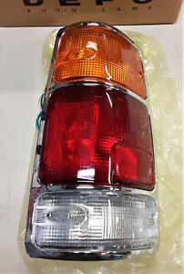 Fits 88 95 Isuzu Pickup Tail Light Lamp Driver Side Left Only