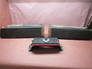 82 84 Pontiac Trans Am Tail Light Set