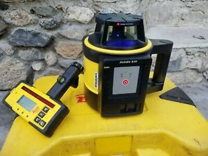Rugby 810 Self leveling Rotary Laser