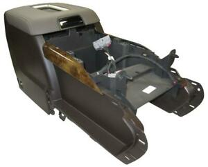 Factory New Gm Tahoe Suburban Center Console Assembly Cocoa 23468065