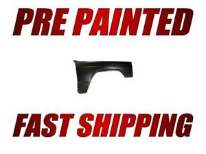 Brand New paint To Match Right Fender For 1997 2001 Jeep Cherokee