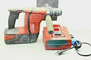 Hilti Te 6 a36 Hammer Drill With Charger And Battery 633d