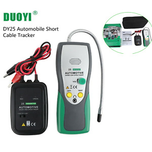 Dy25 Cable Tracker Automobile Short Open Circuit Breaker Line Finder Taster Tool