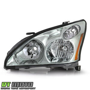 For 2004 2009 Lexus Rx330 Rx350 Rx400h Halogen Headlight Headlamp Lh Driver Side