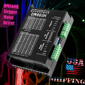 Dm860h Stepper Motor Driver Shipped From Usa