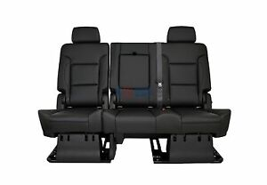 2019 2018 2017 2016 2015 Suburban Lt Bench Seat Full Power Black Leather