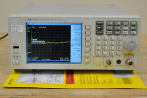 Agilent Keysight N9320a Rf Spectrum Analyzer 9khz 3ghz W cal Cert Guaranteed