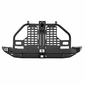 Smittybilt Xrc Atlas Rear Bumper And Tire Carrier 76896