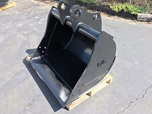 New 36 John Deere 310j Backhoe Bucket No Teeth