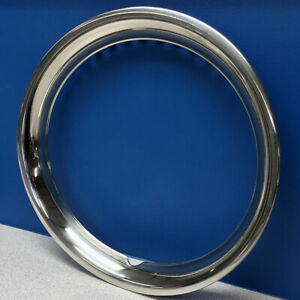 One Single 15 Stainless Steel Trim Ring 1 3 4 Depth Beauty Ring 1515s New